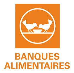 Banque alimentaire's logo
