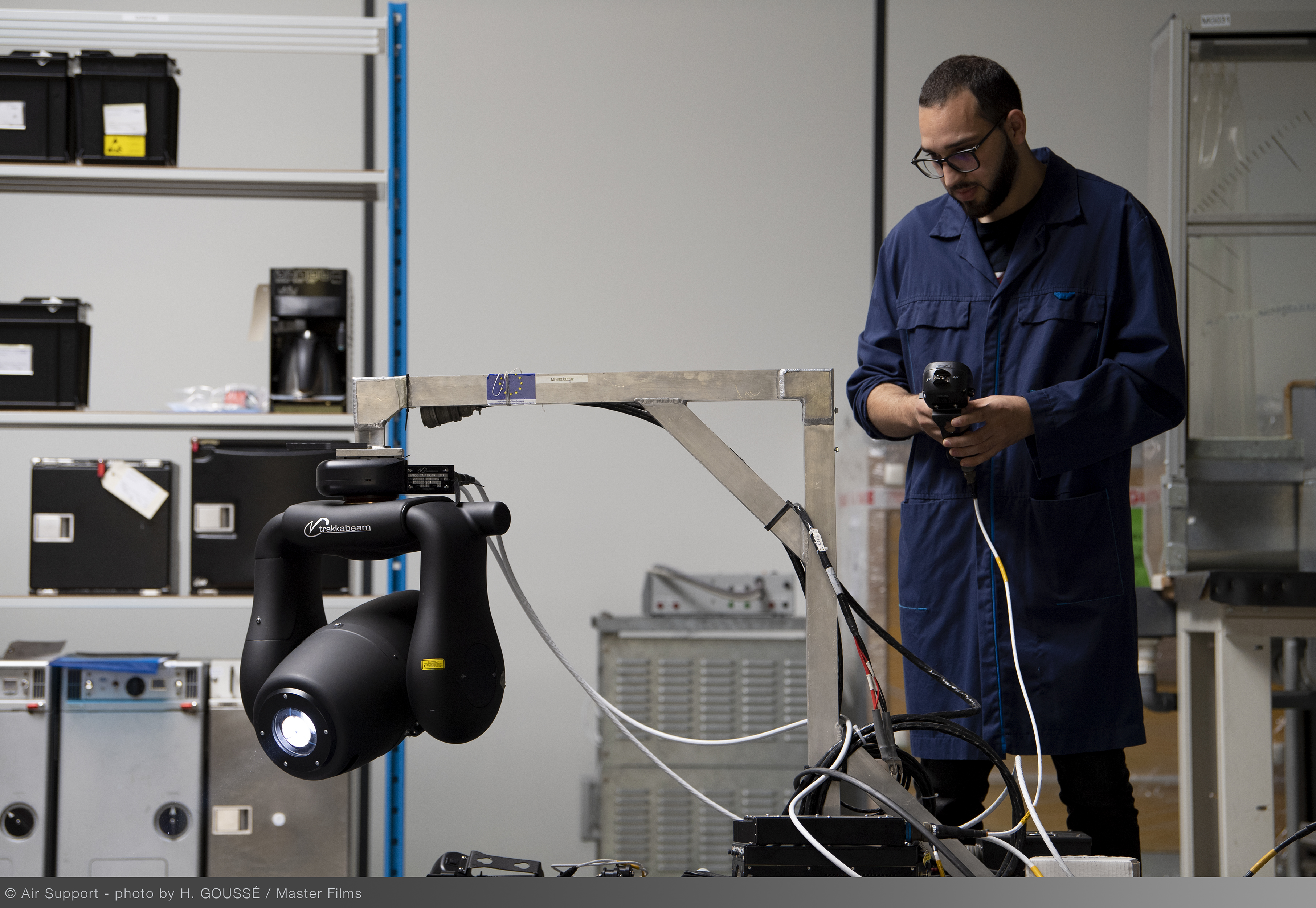 AIR SUPPORT   A worldwide reference in the field of Component MRO